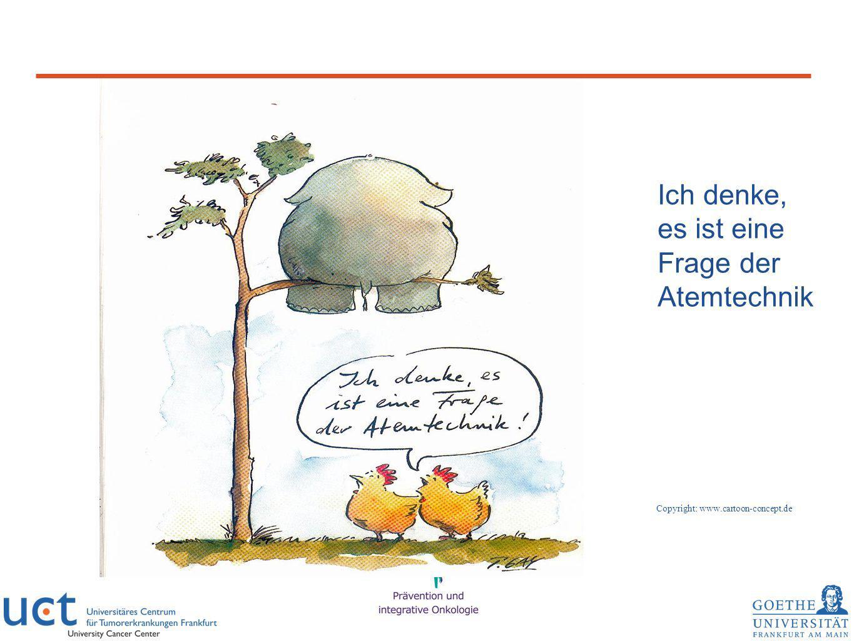 Ich denke, es ist eine Frage der Atemtechnik Copyright: www.cartoon-concept.de