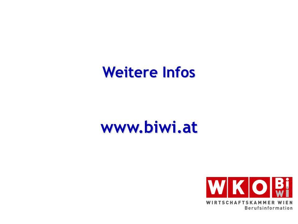 Weitere Infos www.biwi.at