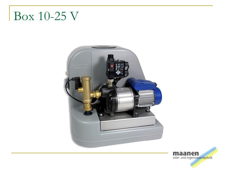 Box 10-25 V