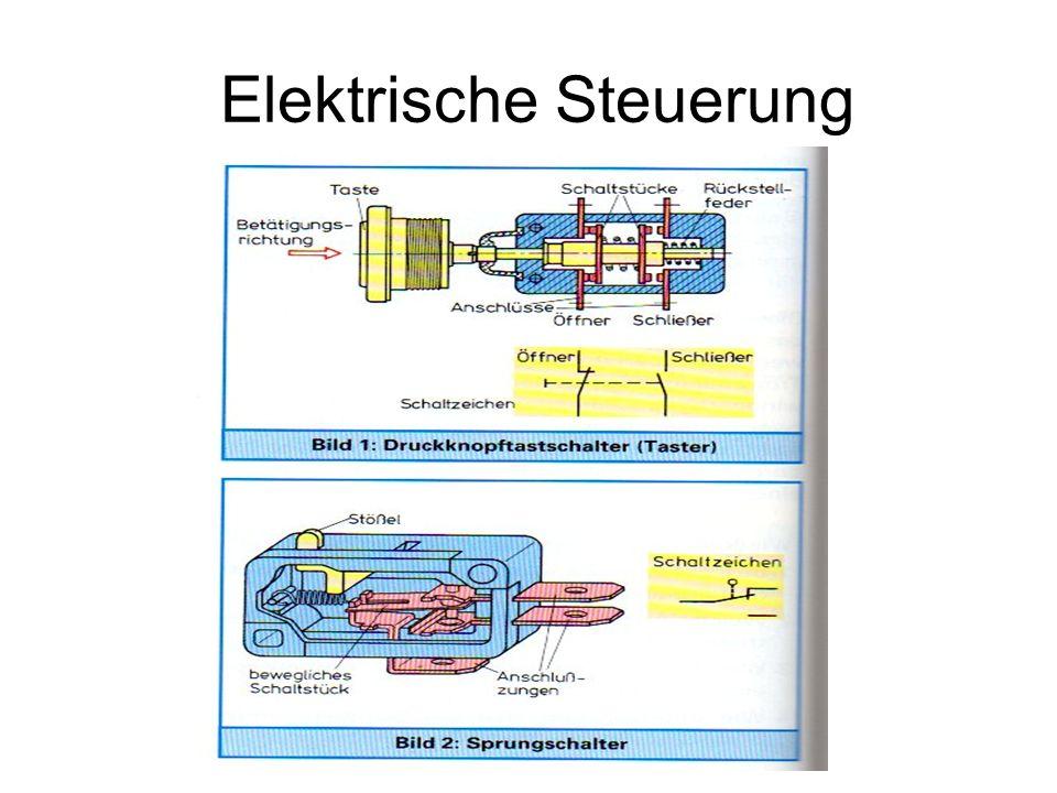 Elektrische Steuerung
