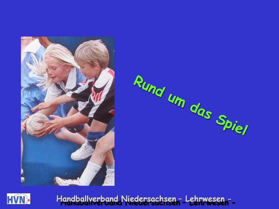 Handballverband Niedersachsen – Lehrwesen - Kindern im Training helfen – statt sie bloßzustellen.