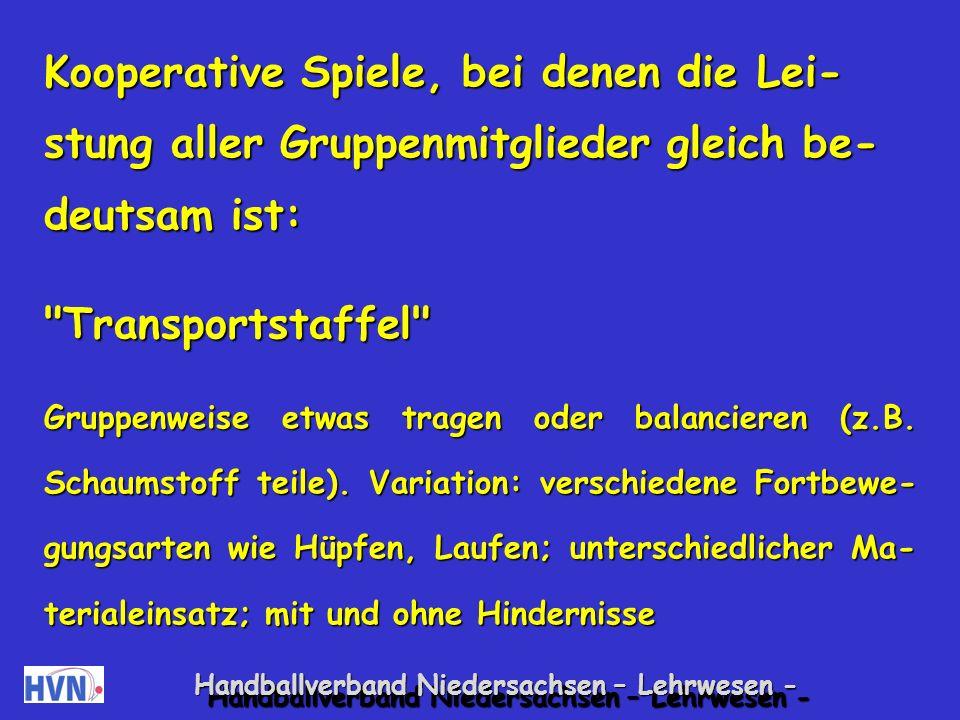 Handballverband Niedersachsen – Lehrwesen - Ein Kind zeigt Selbstaggression, schlägt sich vor den Kopf Ich Trottel , wieder mal Mist gebaut .