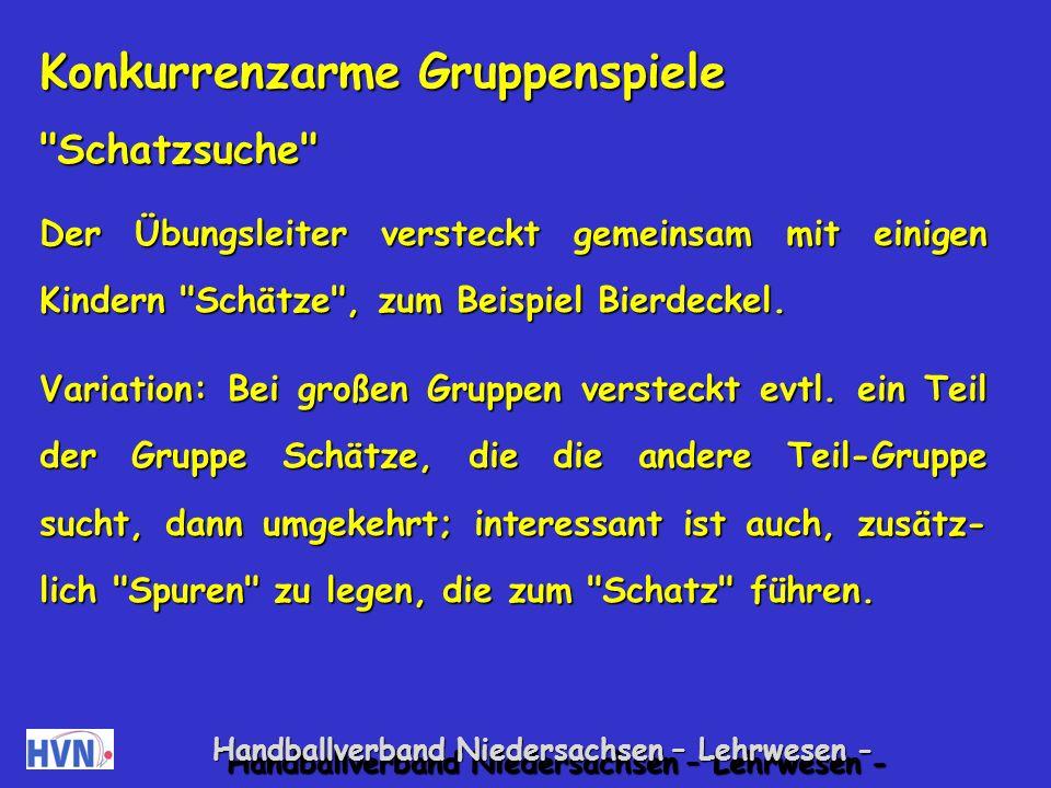 Handballverband Niedersachsen – Lehrwesen - 17.