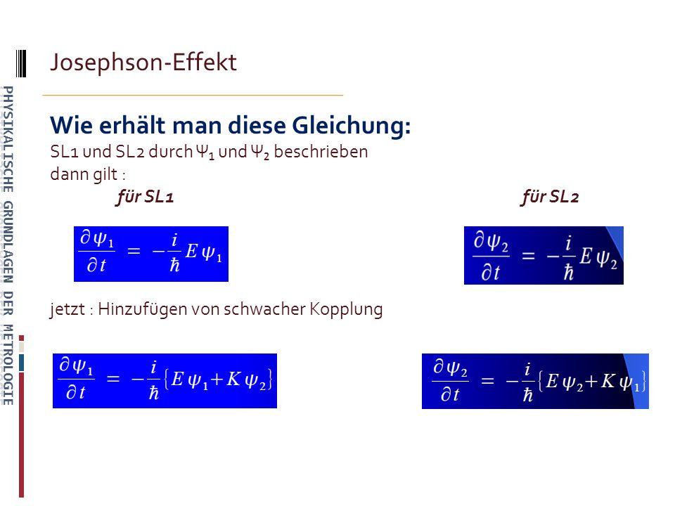 Einzelelektronen- Tunneln Bedingungen für den Coulomb-Blockade-Effekt Coulomb-Blockade tritt auf falls: und Spannungsbereich, in welchem die Coulomb-Blockade wirkt und die Anzahl der Elektronen n im Quantenpunkt ist konstant.