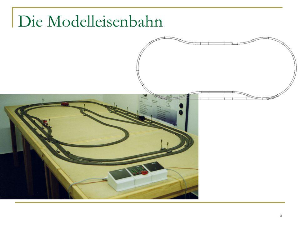 6 Die Modelleisenbahn