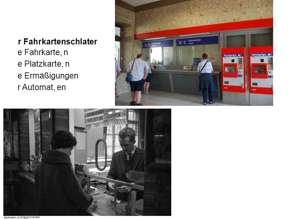 DB Lounge r Warteraum, ä-e r Wartesaal, ä-e e Lounge, s