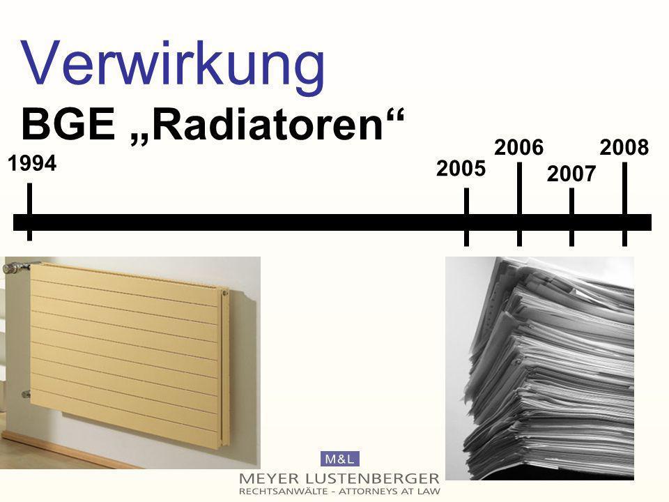 Verjährung Tägliche Patentverletzung.Kenntnis von Schaden.