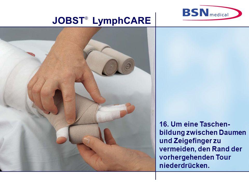 JOBST ® LymphCARE 16.