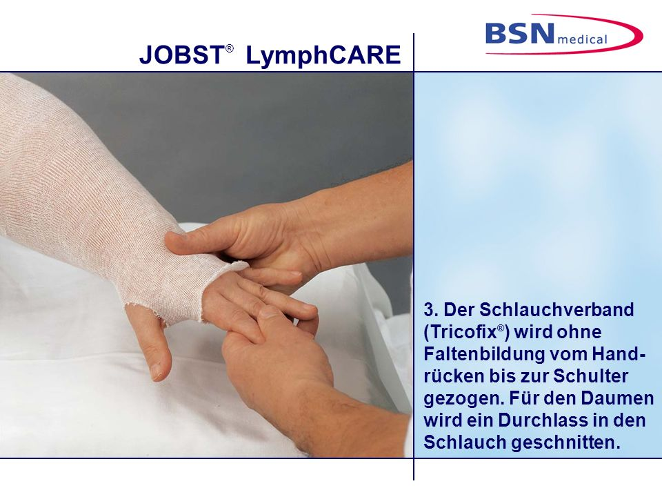JOBST ® LymphCARE 3.