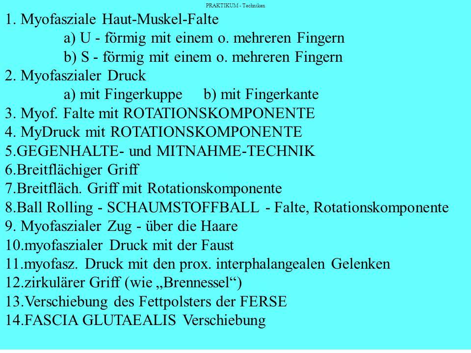 PRAKTIKUM - Techniken 9.