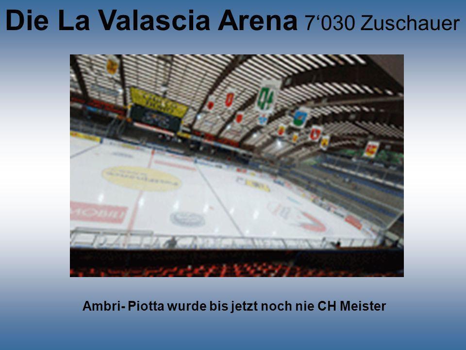 HC Ambri- Piotta Kein Mannschaftsfoto
