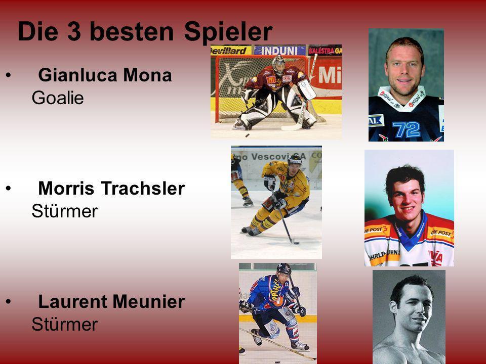Die Les Vernets 6770 Zuschauer HC Servette- Genf wude noch nie CH- Meister