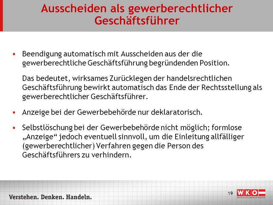 20 Haftung der GmbH-Gesellschafter Haftung für noch nicht einbezahlte (eigene) Stammeinlagen bis 5 Jahre nach Ausscheiden (§ 78 Abs 3, § 67 Abs 1 GmbHG).
