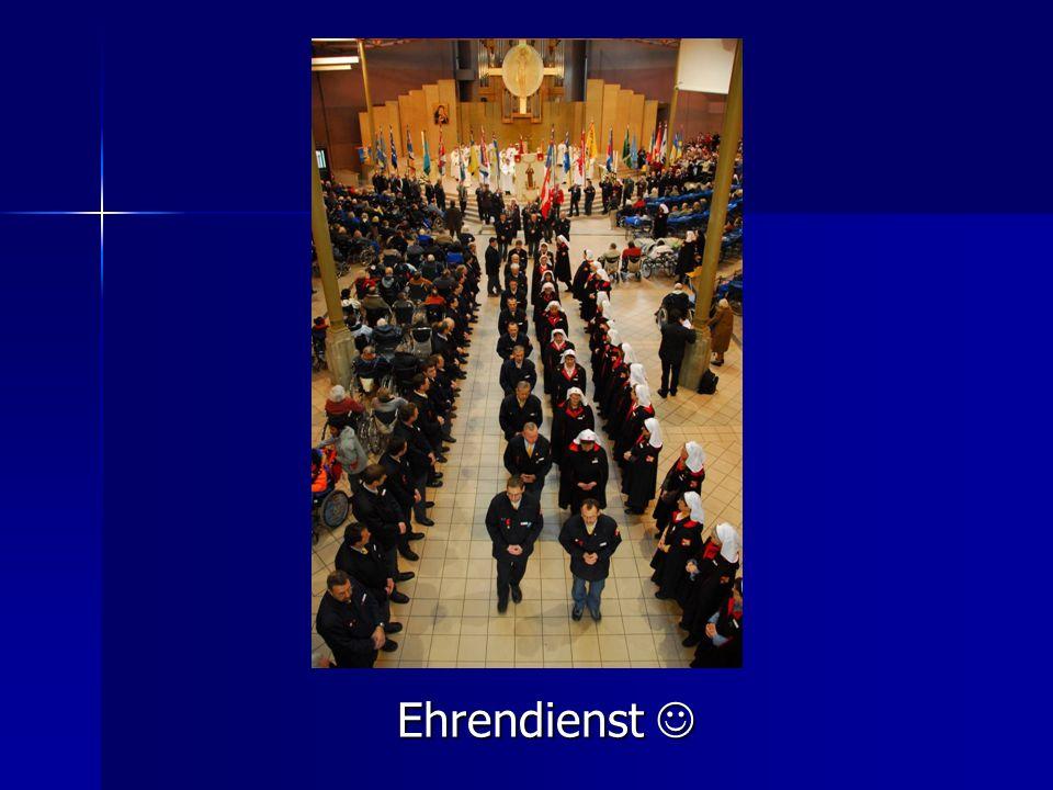 Ehrendienst Ehrendienst