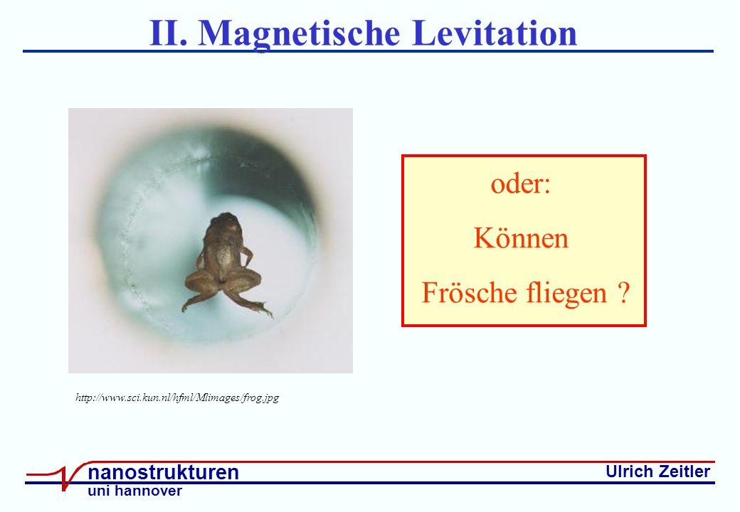 Ulrich Zeitler nanostrukturen uni hannover II.