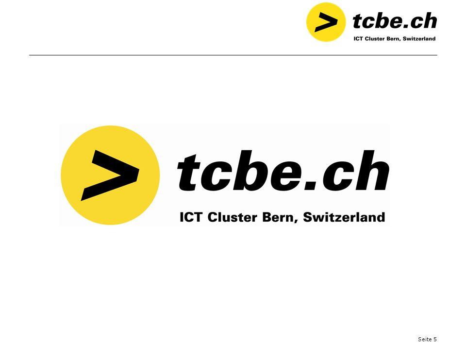 Seite 16 Internationalisierung Der tcbe.ch hat einen Internationalisierungssupport für seine Mitglieder implementiert.
