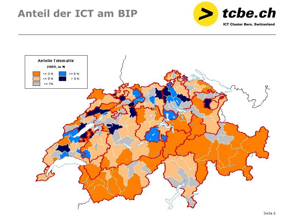 Seite 27 Kontakt tcbe.ch – ICT Cluster Bern, Switzerland mundi consulting ag Christoph Beer Cluster-Manager, CEO Phone: +41 31 326 76 76 Mobile: +41 79 608 18 13 Christoph.Beer@tcbe.ch