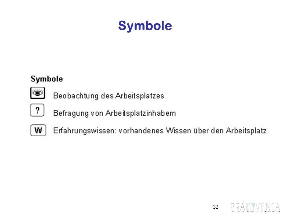 Symbole 32
