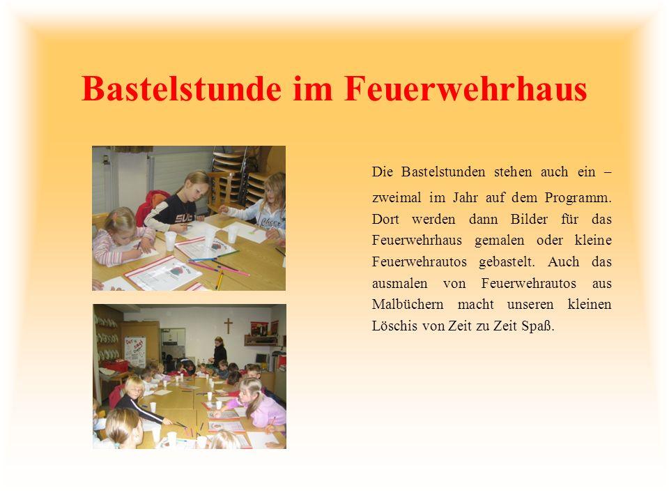 Besuch des MegaPlay in Grafenwöhr Auch der Spaß darf bei den kleinen Feuerwehrmännern bzw.