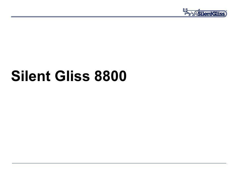 Silent Gliss 8800