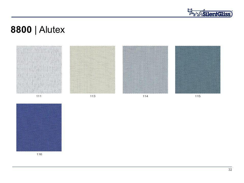 32 8800 | Alutex