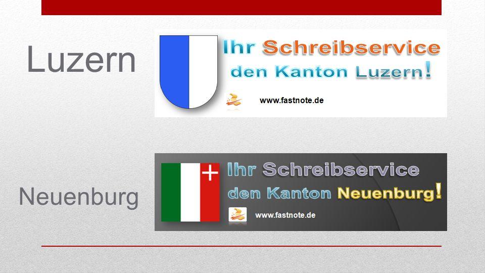 Luzern Neuenburg