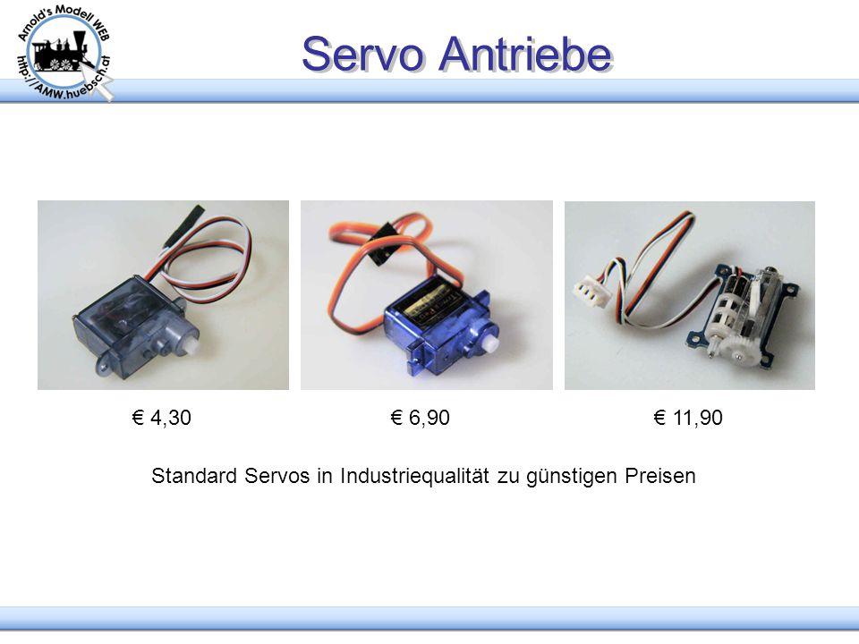 Servo Montagewinkel Montagewinkel für Servos