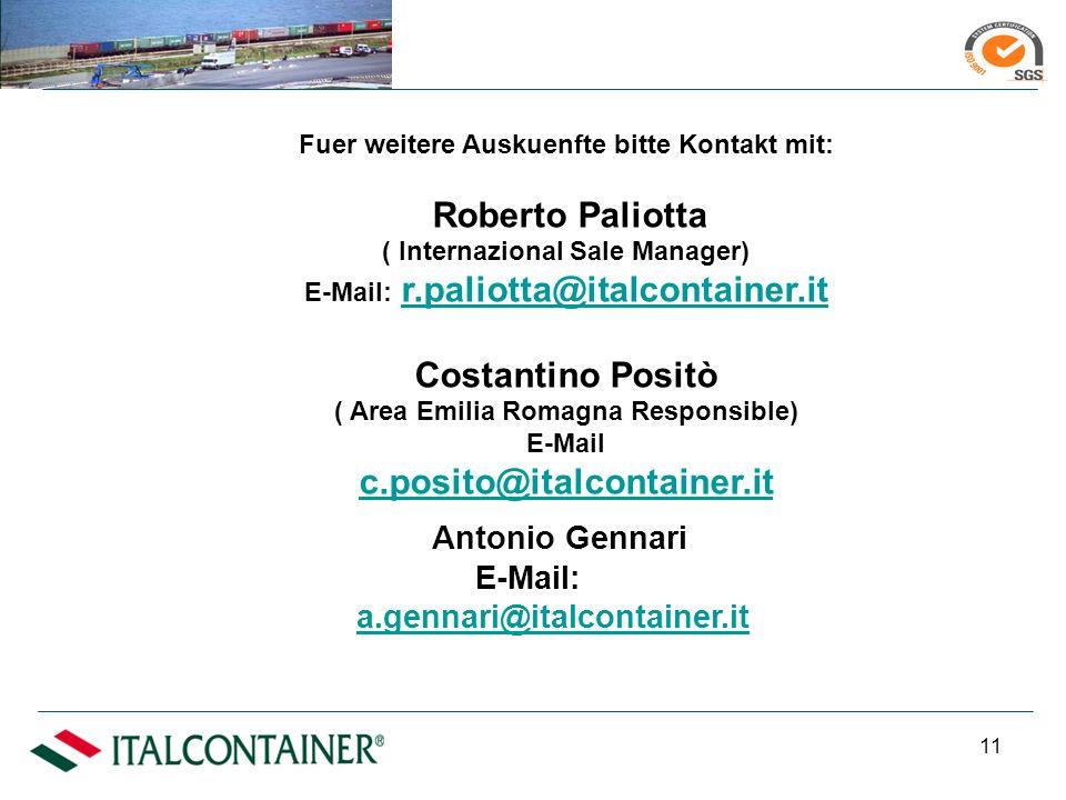 Wichtigste Verbindungen von Bologna Interporto INT-BO GE LI RA TA LS BA TO Ravenna La Spezia LivornoBari TarantoTorino GenovaPomezia Pomezia