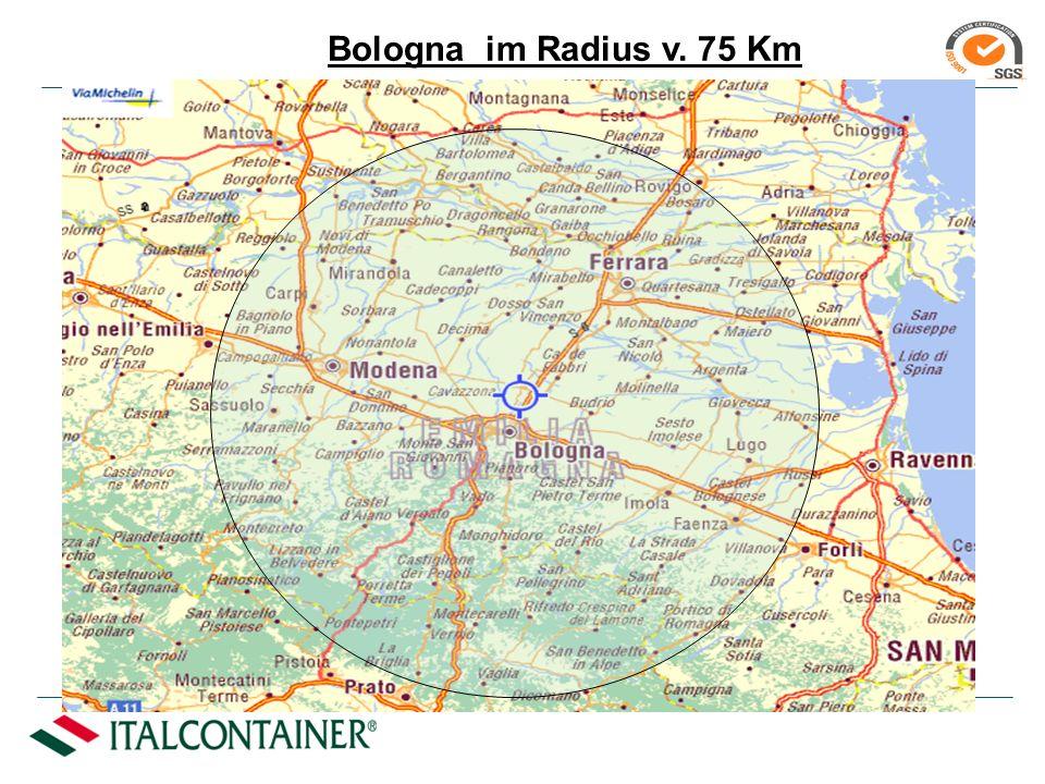 8 Der Door-Target Raum ist Nuernberg, im Radius v. 60 Km