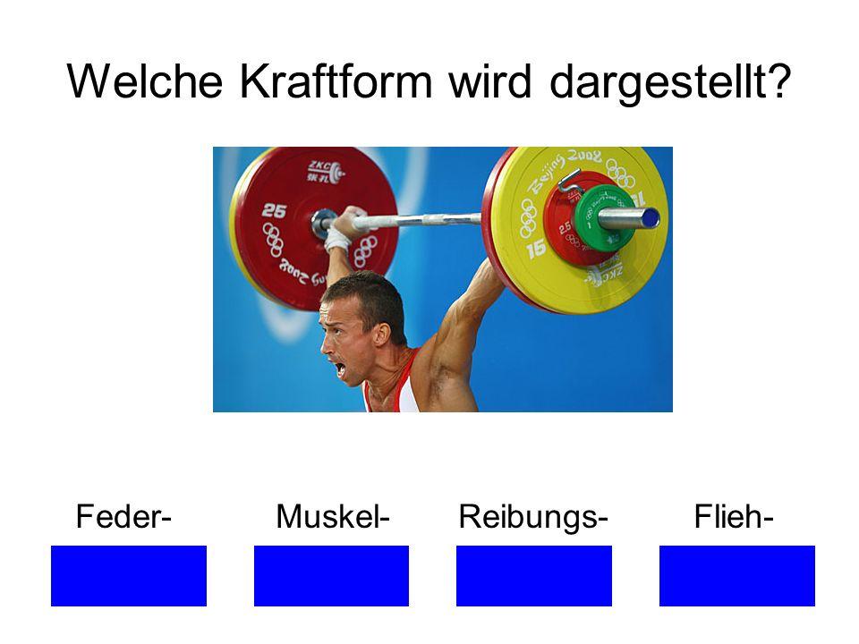 1 2 3 keine 1)Die Erdanziehungskraft und die Gewichtskraft sind dasselbe.