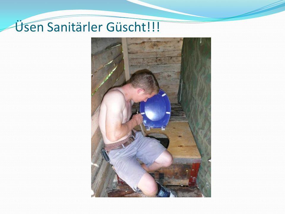 Üsen Sanitärler Güscht!!!