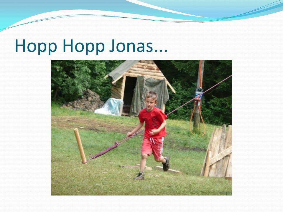 Hopp Hopp Jonas...