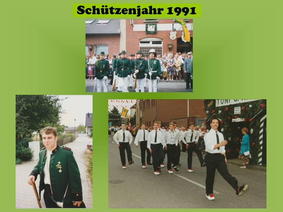 Schützenjahr 1990
