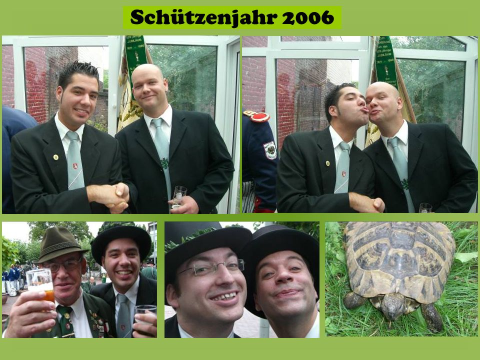 Schützenjahr 2005
