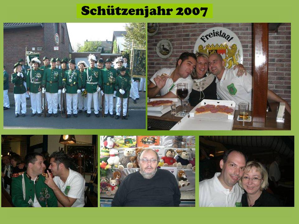 Schützenjahr 2007
