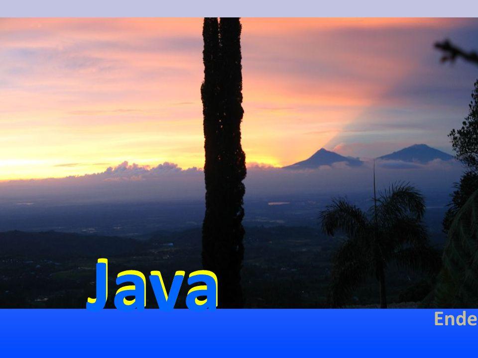 Ende Java