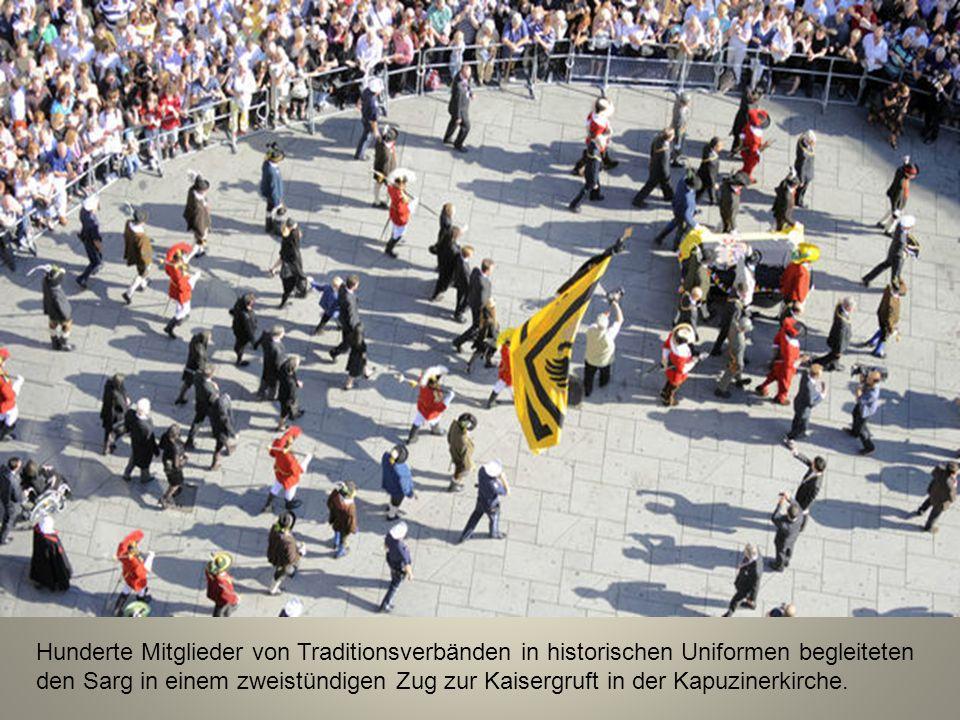 Für Wienbesucher bietet sich heute eine besondere Art des Sightseeings.