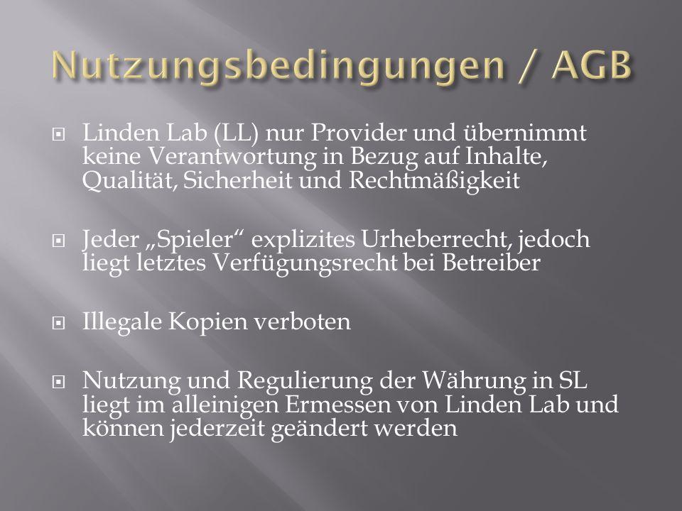 3.Aktivwerden der Rechtssprechung Sind deutsche Gesetze auf SL anwendbar.