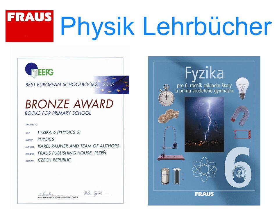 Physik Lehrbücher
