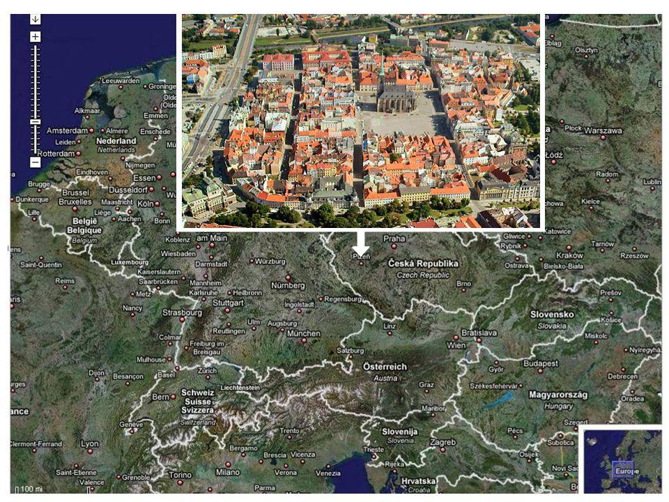 gegründet im Jahre 1295 auf Befehl des böhmischen Königs Wenzel II. Die Stadt PILSEN