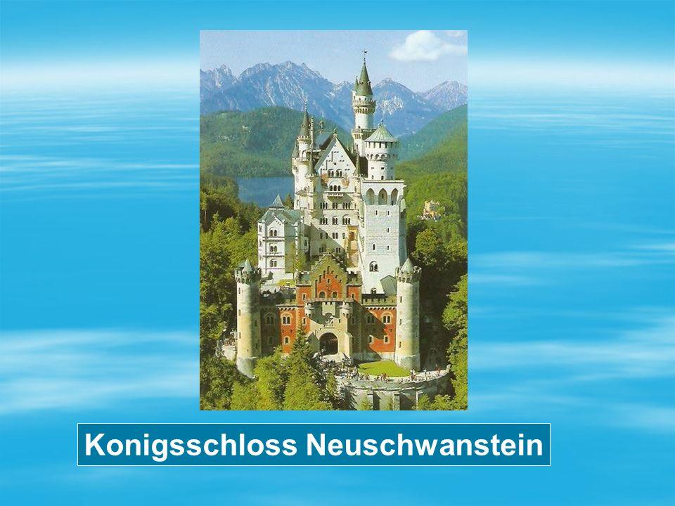 Konigsschloss Neuschwanstein