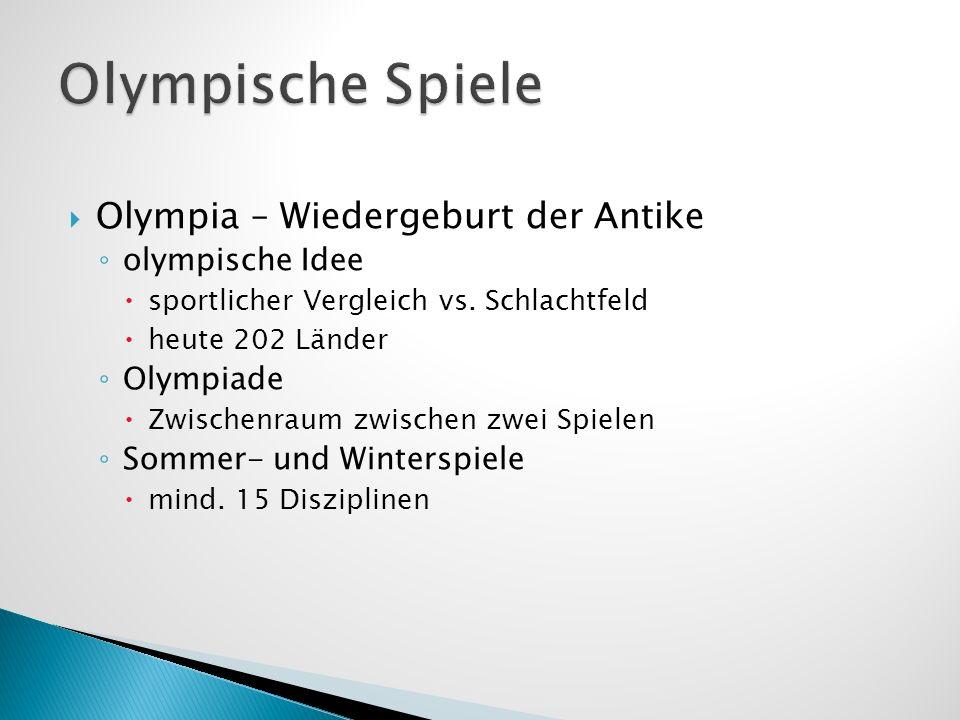 80 Nationen 2607 Athletinnen und Athleten 13 Sportarten 84 Disziplinen Winterspiele Turin 2006
