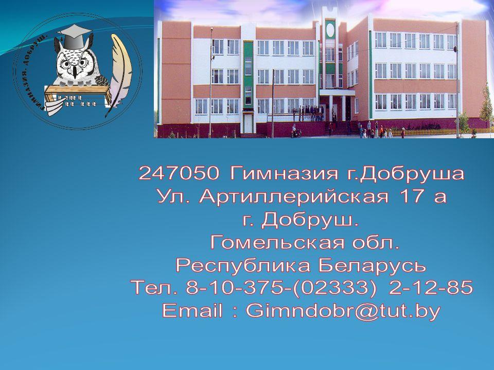 Город Добруш расположен в крайней юго-восточной части Беларуси, на границе с Россией и Украиной.
