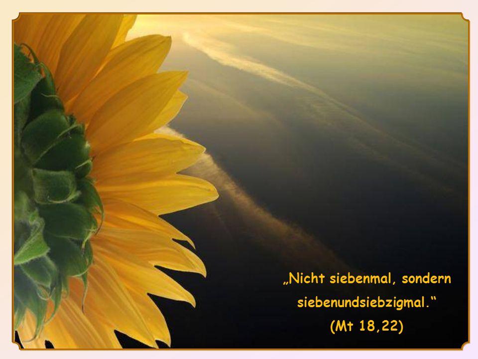 Vergebung ist auch nicht Schwäche, die ein Unrecht ungesühnt lässt, weil es ein Stärkerer begangen hat.