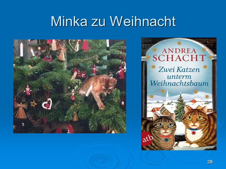 Minka zu Weihnacht 28