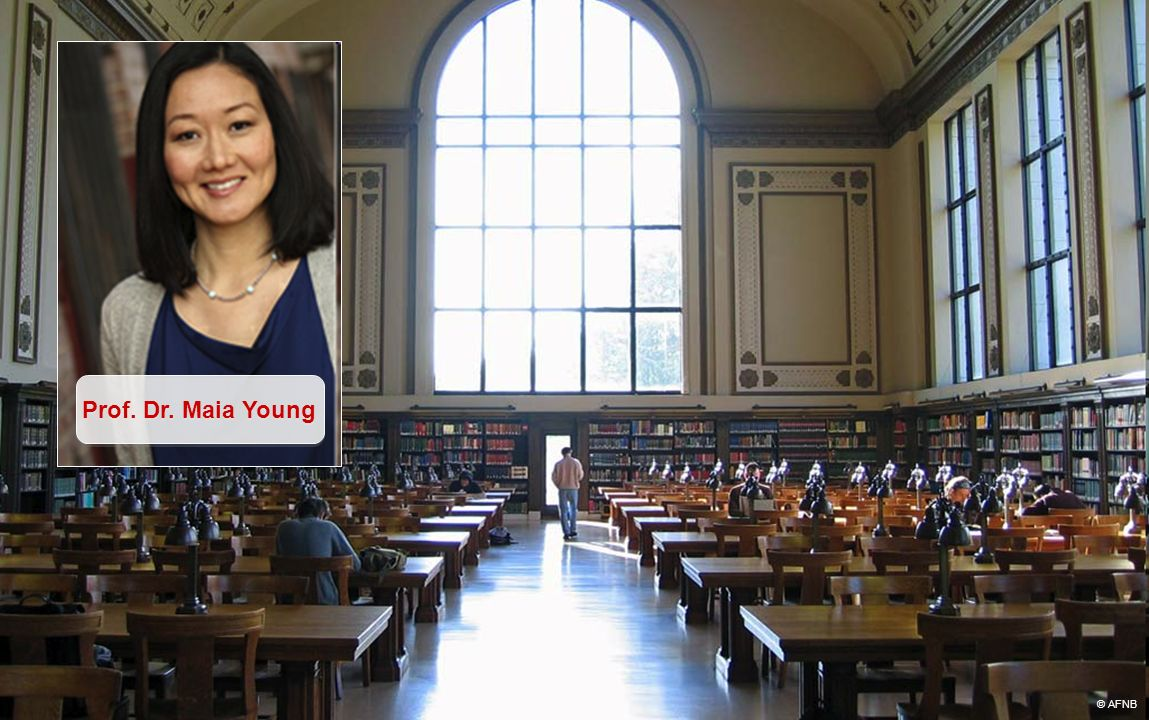 Prof. Dr. Maia Young © AFNB