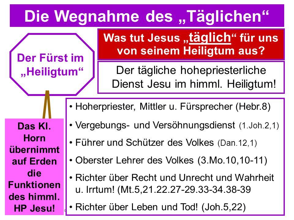 Seite 25 PP_M50.ppt Heiligtum – Folien Teil 1www.hopeandmore.at Ich sah, dass Gott die Bibel besonders behütet hat. Als es aber erst wenige Abschrifte