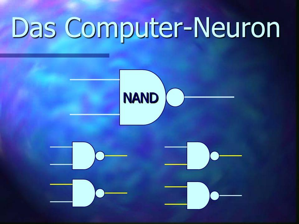Das Computer-Neuron NANDNAND
