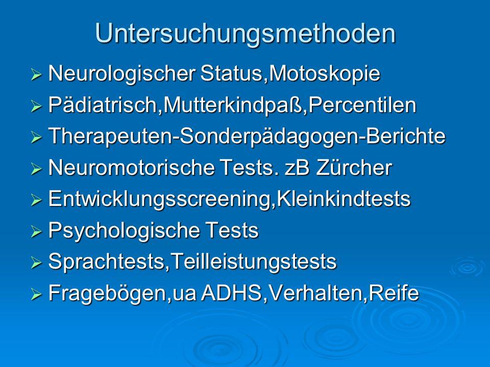 Untersuchungsmethoden Neurologischer Status,Motoskopie Neurologischer Status,Motoskopie Pädiatrisch,Mutterkindpaß,Percentilen Pädiatrisch,Mutterkindpa