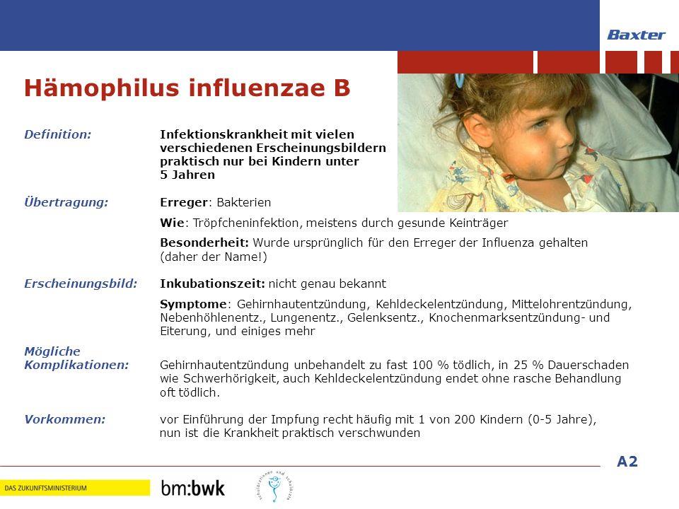 30 Impfungen im Kindesalter Definition: Infektionskrankheit mit vielen verschiedenen Erscheinungsbildern praktisch nur bei Kindern unter 5 Jahren Über